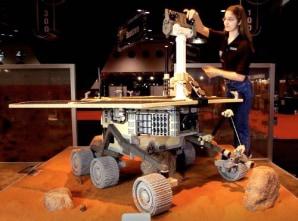 Image: Lego rover