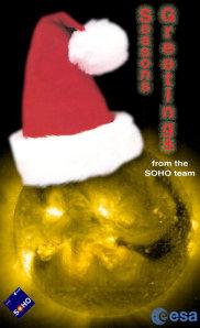 Image: SOHO Santa