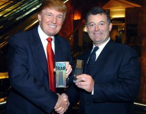 Donald Trump: 'You're fragrant'