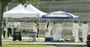 2 feds die in prison shooting - US news - Crime & courts