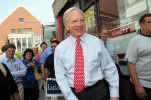 2bc8d0e551 Donors say Lieberman will be well-funded - politics