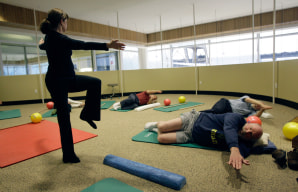 Pilates May Help Parkinson S Patients Health Fitness Nbc News