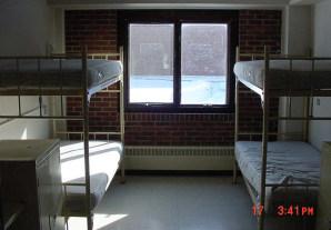 Skillings jail: good food, no window bars - Business