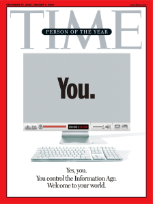 Time 2006 Person Of The Year >> Person Of The Year Is You Us News Life Nbc News
