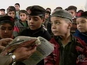Reforming Pakistan's madrassas - NBC Nightly News with Brian