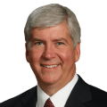Rick Snyder, Rep.
