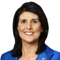 Nikki Haley, Rep.