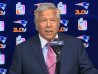 """July 29: On Wednesday, Patriots owner Robert Kraft addressed the Deflategate suspension and said that he """"unequivocally"""" supports and believes Tom Brady. Head Coach Bill Belichick weighs in. (Other)"""