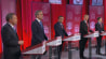 Feb. 13: During the GOP presidential debate, the candidates took a moment to discuss their take on the Supreme Court nomination process following Saturday's passing of Justice Anthony Scalia.(Other)
