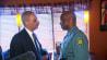 Video: AG Holder pays visit to Ferguson, MO