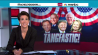 July 1: Rachel Maddow reports on Chris Christie picking up the first Republican endorsement by a governor, Maine's Paul LePage. And Donald Trump made a good showing in yet another Republican poll, even as his remarks on Mexicans continue to hurt his businesses.(msnbc.com)