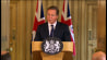 """Aug. 29: Prime Minister David Cameron talks about raising the U.K.'s terror threat level to severe. Cameron says, """"What we're facing in Iraq now with ISIL is a greater and deeper threat to our security than we have known before.""""(Other)"""