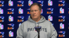 July 29: New England Patriots Coach Bill Belichick speaks to the media following the NFLs decision to uphold quarterback Tom Bradys four game Deflategate suspension ahead of the 2015 season.(Other)