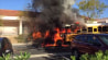 March 27: A school bus driver in Orange County, California is being hailed as a hero for helping students escape a terrifying on-board blaze Friday. No injuries were reported.�(Other)