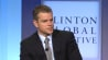 Sept. 23: Actor Matt Damon spoke at the Clinton Global Initiative about his global clean water initiative, water.org(Other)