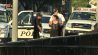 July 31: A woman was arrested on Friday evening after jumping over a barricade at the White House. Footage was captured at the scene shortly after the arrest took place.�(Other)