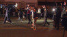Video: Night of unrest follows grand jury decision