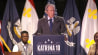 Aug. 28: Former President George W. Bush spoke at a school in New Orleans, Louisiana on August 28th, commemorating the 10th anniversary of Hurricane Katrina and lauding the progress made in rebuilding the city after the storm.(Other)