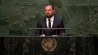 Sept. 23: Actor and activist Leonardo DiCaprio spoke at the U.N. Climate Summit about the realities of climate change. DiCaprio pressed the global community to avoid partisan politics, embrace the prognosis of the scientific community and to take action. (Other)