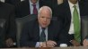 Sept. 16: During the Senate Armed Services Committee hearing on ISIS Sen. John McCain, R-Ariz., had some tough questions for Sec. Hagel and Gen. Dempsey on ISIS and also on Assad.(Other)