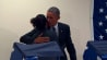 Video: Voter tells Obama: 'Don't touch my girlfriend'