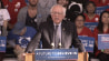 Feb. 20: Bernie Sanders told supporters in Nevada despite his showing in the Democratic Caucus that he's pleased with where his campaign is going and that he is gaining ground on Hillary Clinton.(Other)