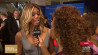 April 25: 'Orange is the New Black' actress Laverne Cox speaks with msnbc's Janet Mock on the White House Correspondents' Dinner red carpet.(Other)