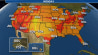 Worst heat wave of season bakes Northeast and Great Lakes
