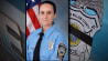 Feb. 29, 2016: Ashley Guindon, a newly sworn-in officer, was fatally shot while responding to a domestic-related incident. Two other officers were wounded. (Nightly News)
