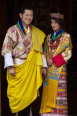 Image: Bhutan Celebrates As The King Marries