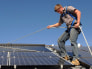Image: US Department of Energy hosts the 2009 Solar Decathlon at the National Mall in Washington DC