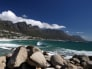 Image: Camps Bay Beach over looked by the Twelve Apostles