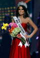 Image: 2010 Miss Universe Pageant