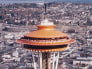 Image: Originally built for the 1962 World's Fair, the now iconic Space Needle marks its 50th anniversary on April 21, 2012.