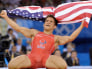 Image: Henry Cejudo of the US celebrates