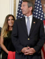 Boehner Holds Ceremonial Swearing-In For New SC Rep Mark Sanford