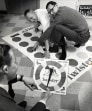 "Charles Foley spins the dial on the game he invented ""Twister"""