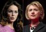 Diane Lane, Hillary Clinton