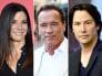 Sandra Bullock, Arnold Schwarzenegger and Keanu Reeves