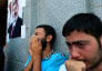 Egyptians mourn supporters of Egypt's ousted President Mohammed Morsi who were killed in overnight clashes