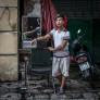 Hanoi's Street Style Barbers