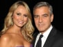 FILE - George Clooney And Stacy Keibler Reportedly Split  15th Annual Hollywood Film Awards Gala Presented By Starz - Inside