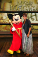 "BESTPIX: Halle Berry Meets Mickey Mouse At Disneyland's New Live Musical ""Mickey And The Magical Map"""