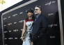 "Director Guillermo del Toro and his wife Lorenza pose at the premiere of ""Pacific Rim"" at Dolby theatre in Hollywood"