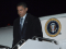 Image: Barack Obama arrives at Andrews Air Force Base