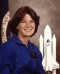 NASA astronaut Sally K. Ride, the Space
