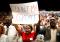 Image: Delegate protest