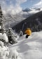 Image: Scenic skiing