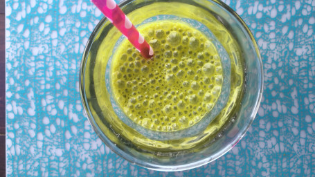 The Dr. Is In detox smoothie