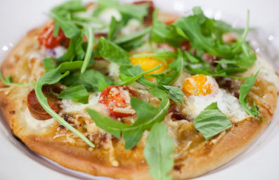 Al Roker's easy breakfast pizza recipe